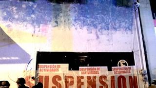 Suspensión de actividades en establecimiento de Tláhuac