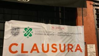 Suspendemos 3 establecimientos en Coyoacán