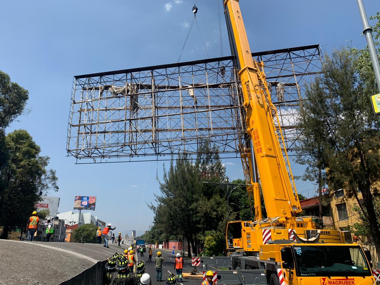 Viaducto Miguel Alemán 151, alcaldía Cuauhtémoc