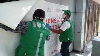 MANTIENE INVEA ACCIONES DE SUPERVISIÓN A ESTABLECIMIENTOS NO ESENCIALES
